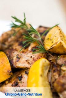 Poulet Yassa (600 g de blancs de poulet, 4 oignons, 3 ...
